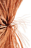 Copper wire, a symbol of growth and development in industry Royalty Free Stock Images