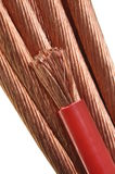 Copper wires Stock Photos