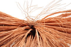 Copper wires Royalty Free Stock Photo