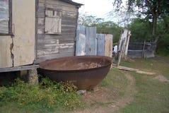 Copperpot Stock Photo