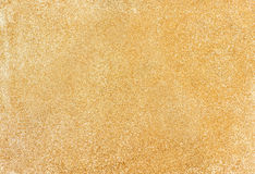 Coppery glitter texture background, sparkle holiday background Stock Images