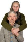 Coppie anziane Immagini Stock