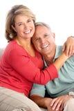 Coppie anziane degli anziani immagine stock libera da diritti