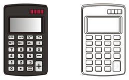 Coppie dei calcolatori royalty illustrazione gratis