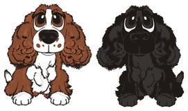 Coppie dei cani Immagine Stock Libera da Diritti