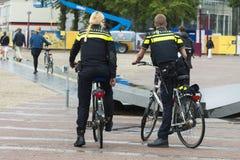 Coppie dei poliziotti Fotografia Stock Libera da Diritti