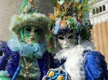 Coppie del Seashell di Venezia Immagine Stock Libera da Diritti