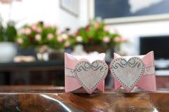 Coppie delle caramelle Fotografie Stock