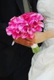 Coppie di cerimonia nuziale Fotografia Stock Libera da Diritti