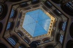 Coppie di vetro di Wien fotografia stock
