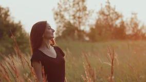Coppie nell'amore al tramonto archivi video