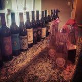 Coppola wino Zdjęcia Stock