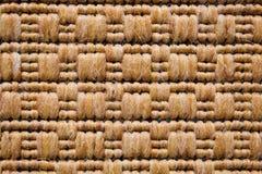 Copra la struttura col tappeto Fotografia Stock Libera da Diritti