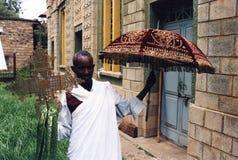 Copt symbolen Stock Foto