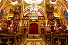 Coptic church Stock Photo