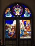 Coptic Orthodox Church. All saints who live in Heavens (El Samaaeyeen Stock Images