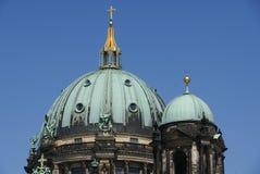 copula церков berlin стоковое фото rf