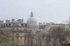 Copula of Hôtel des Invalides in Paris Royalty Free Stock Photo