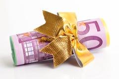 Copulla av euroet Arkivfoto