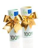 Copulla van euro Stock Afbeelding
