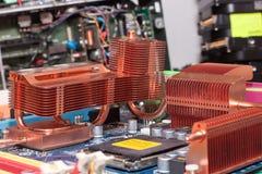 Coputer motherboard Stock Photos