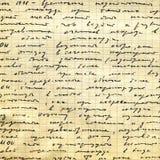 Copy-book del envejecimiento de paginación Imágenes de archivo libres de regalías