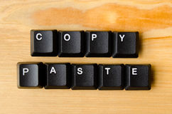Free Copy Paste Words Royalty Free Stock Images - 95050609