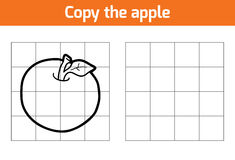 Copy the picture. Fruits and vegetables, apple Royalty Free Stock Photography