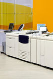 Copy printer Stock Image