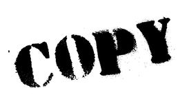 Copy rubber stamp Royalty Free Stock Image