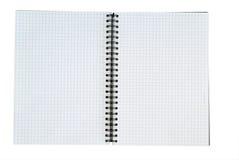 Copybook photographie stock