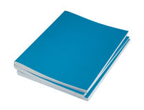 Copybooks Stock Image