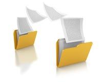 Free Copying Files Between Folders Stock Photos - 29406303