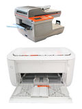 Copying machine Stock Photography