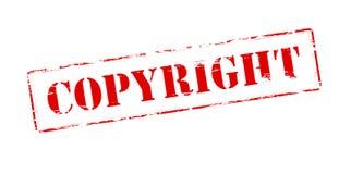 copyright иллюстрация вектора
