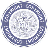 COPYRIGHT Obraz Royalty Free