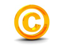 copyright Images stock