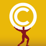 Copyright atlas Royalty Free Stock Image