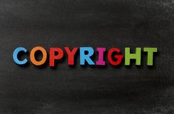 Copyright Royalty Free Stock Image