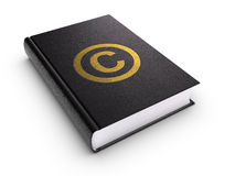 Copyright Book Stock Images