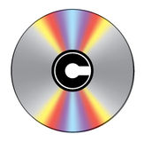 Copyright CD Royalty Free Stock Image