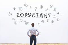 Copyright concept royalty free stock photo