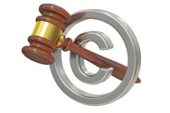 Copyright laws and intellectual property legal protection, 3D re Stock Photography