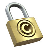 Copyright Protection Stock Photography