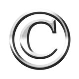 Copyright symbol Stock Photography