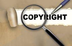Copyright Stock Image