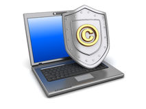 Copyrights protect Stock Images
