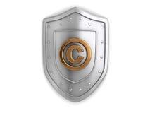 Copyrightschutz Lizenzfreie Stockfotos