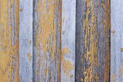 Background texture wooden boards with peeling paint orange. Copyspace background texture wooden boards with peeling paint orange stock photos