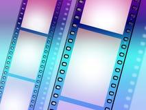 Copyspace de Achtergrondmiddelen verbieden Film en Spatie Royalty-vrije Stock Foto